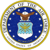 department of air force logo