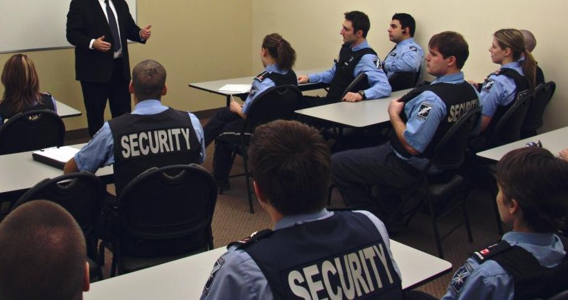 patrol and security training program